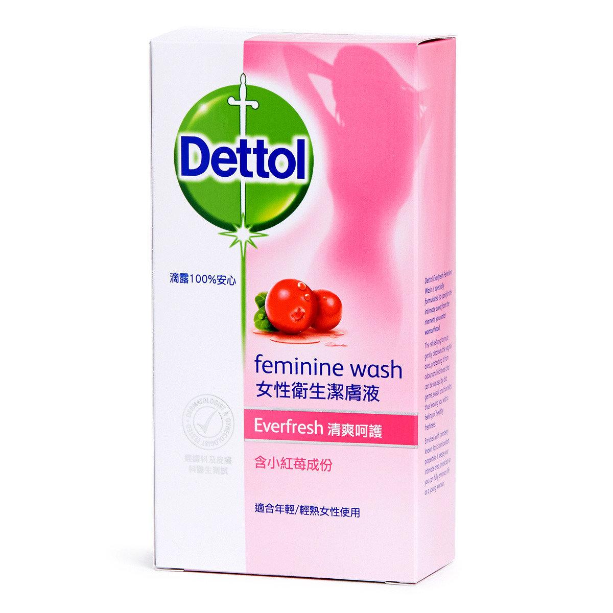 女性衛生潔膚液 (清爽呵護)
