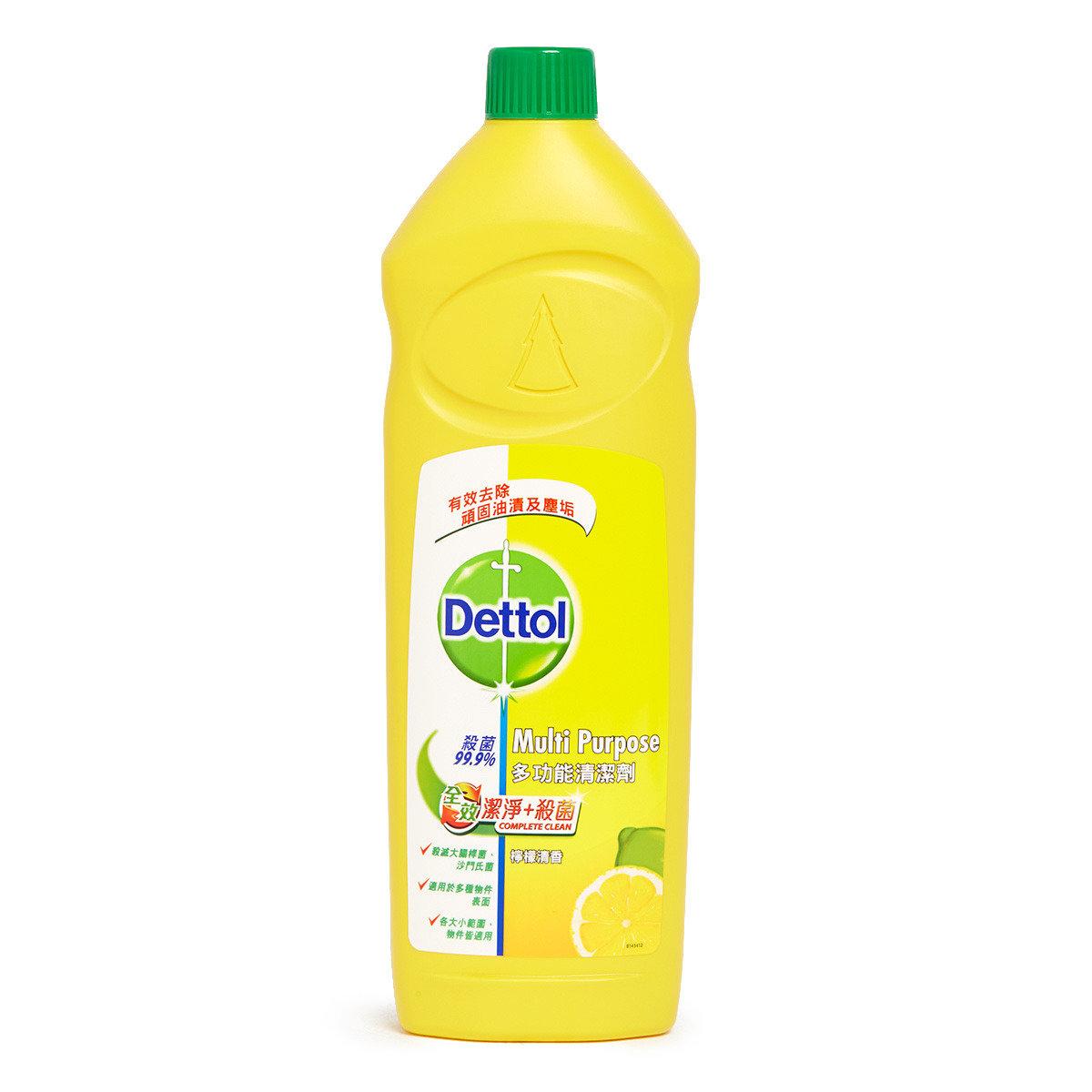 多功能清潔劑 (檸檬清香)