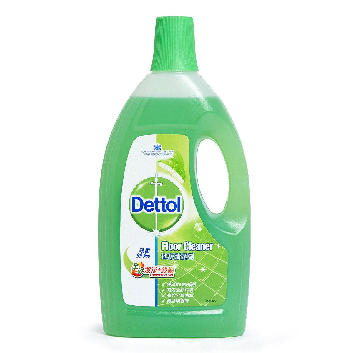 地板清潔劑 (青蘋果香味)