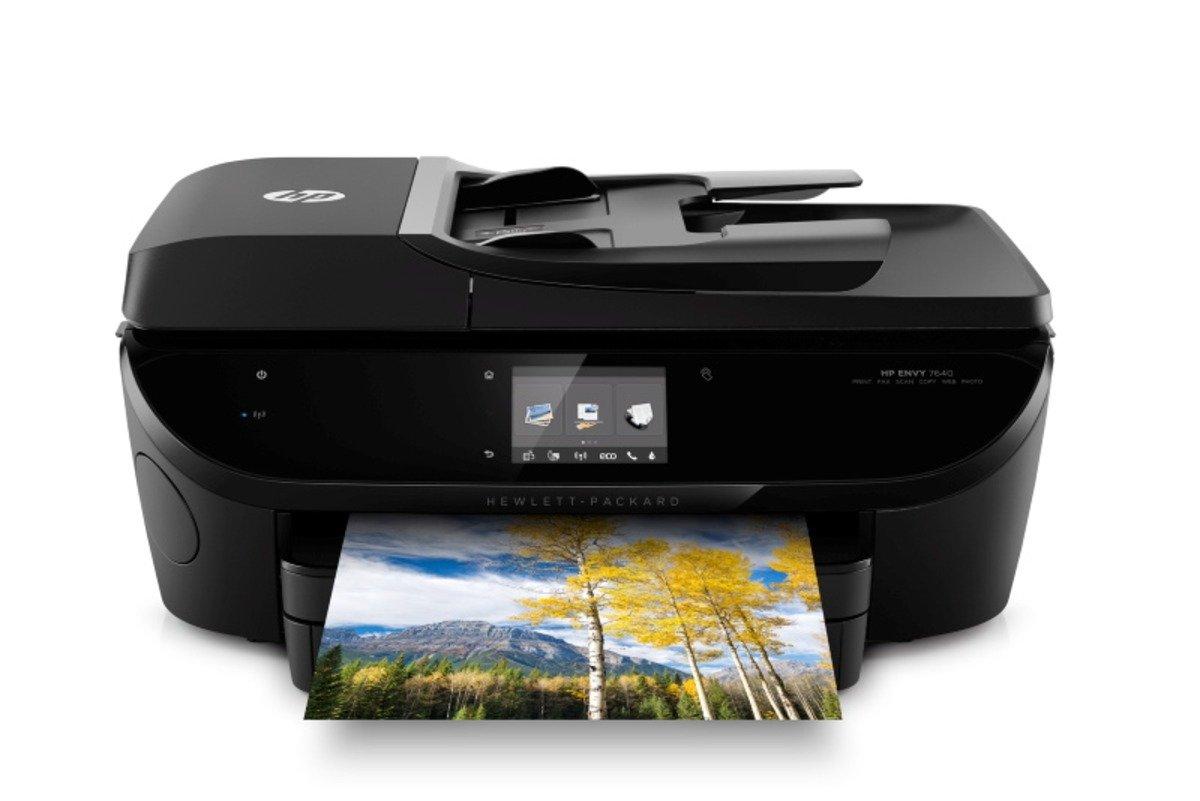 ENVY 7640 多合一打印機