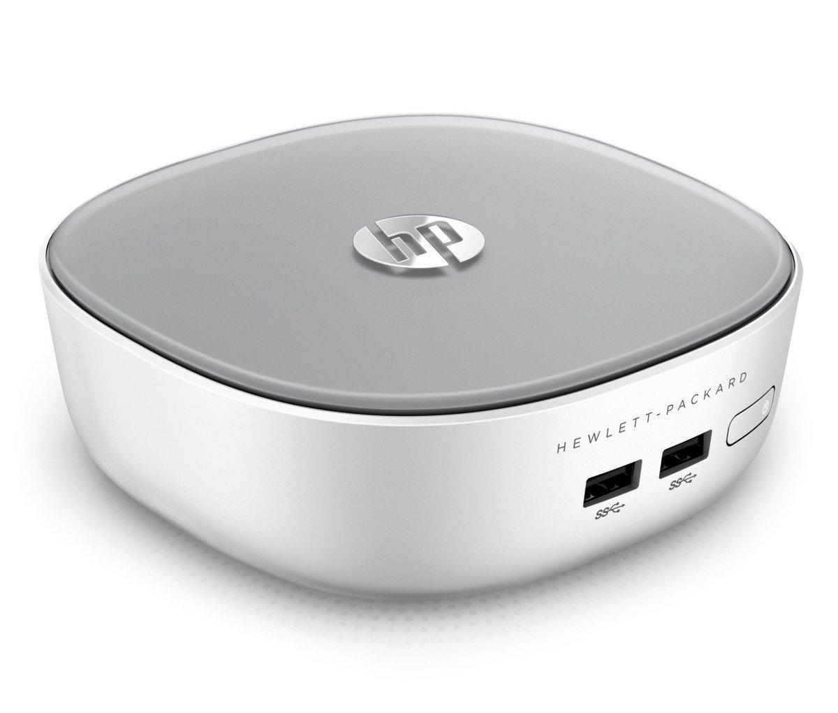 HP Pavilion Mini 300-030hk 桌面電腦+耳機+無線藍芽揚聲器套裝
