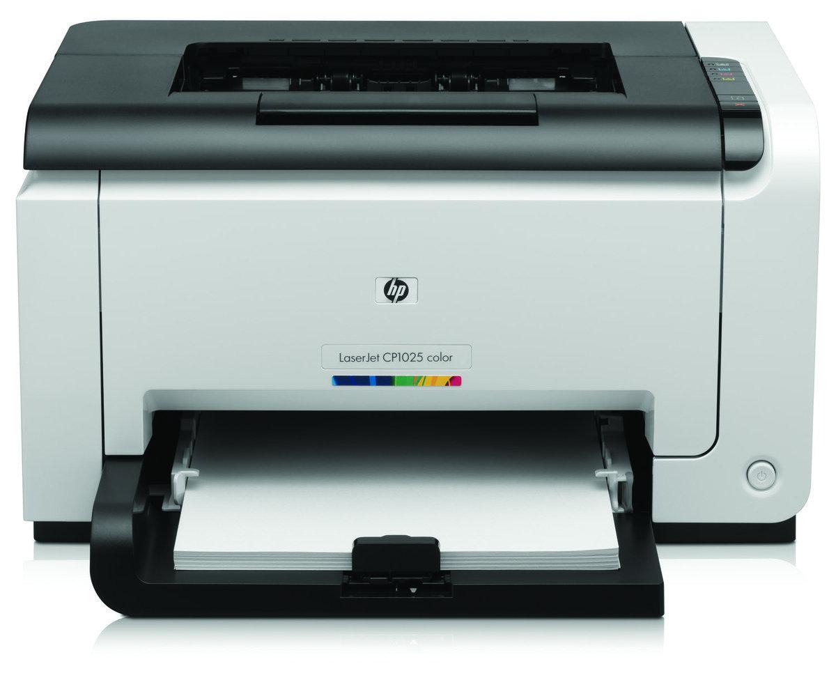 HP Color Laserjet Pro CP1025 彩色鐳射打印機