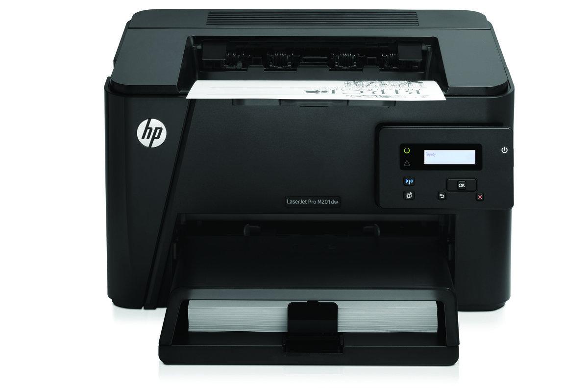 HP Laserjet Pro M201dw 黑白鐳射打印機