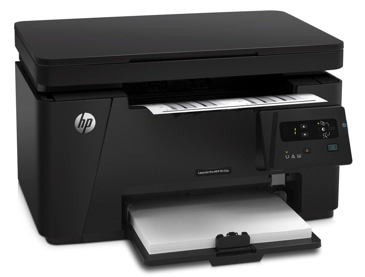 HP Laserjet Pro MFP M125a 黑白鐳射多合一打印機