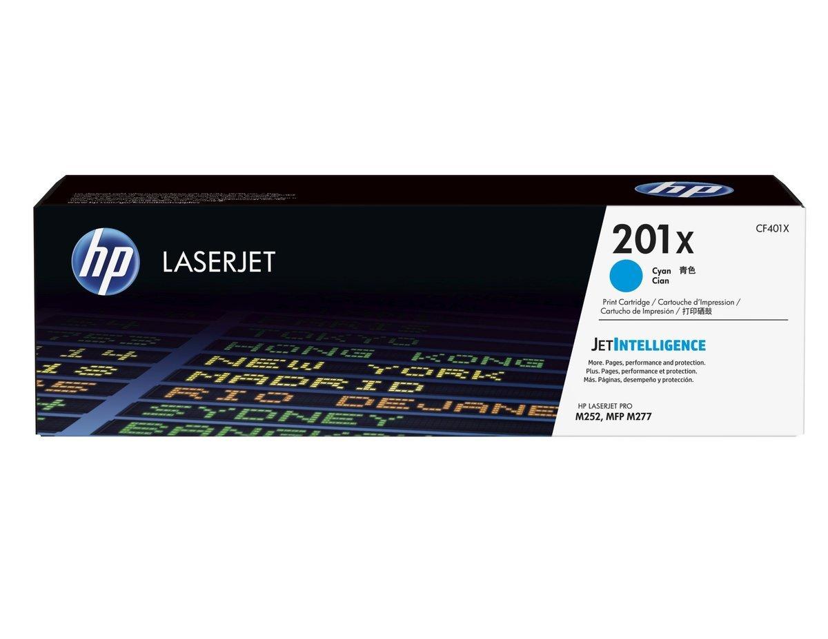 HP 201A 加大藍色碳粉盒 (加大裝 CF401X)