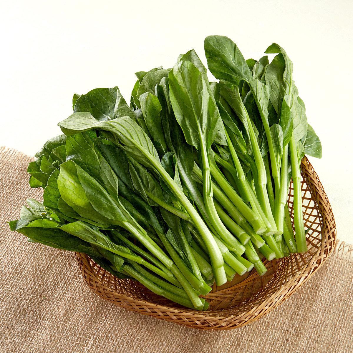 有機菜心苗 (約200-300克)