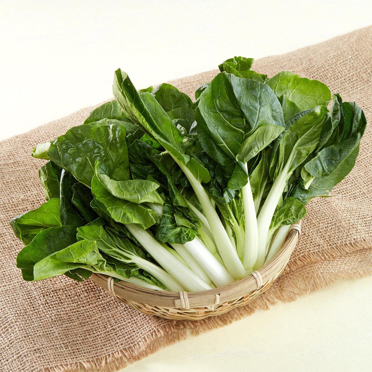 有機白菜仔 (約200-300克)