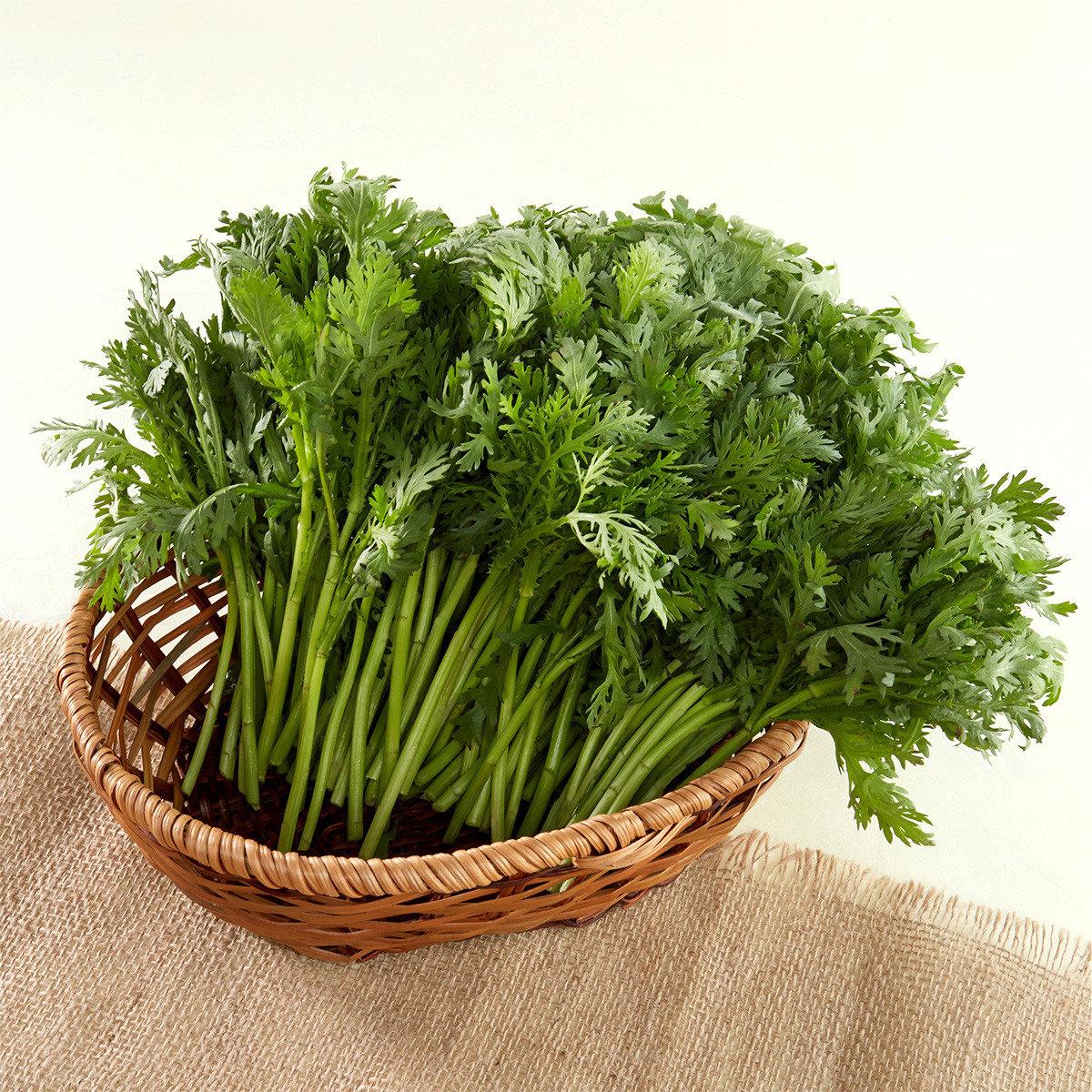 有機春菊 (皇帝菜) (約200-300克)