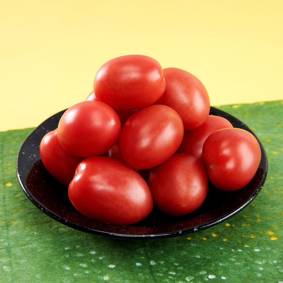 有機聖女果(紅色小蕃茄)(約250-350克)