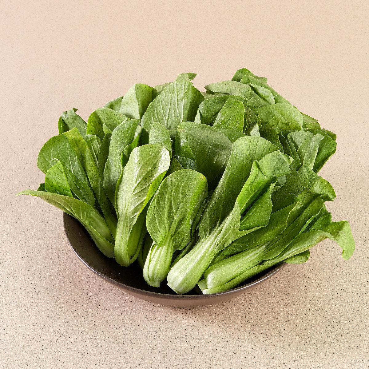 有機上海青仔 (小棠菜) (約250-350克)