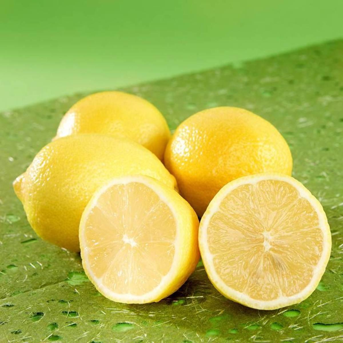 新奇士檸檬 (4個/約400-500克)