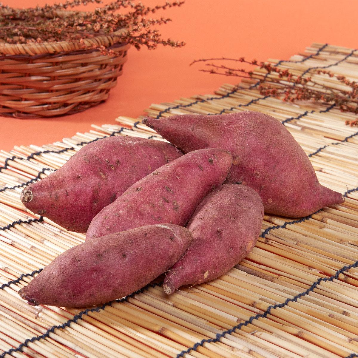 韓國蕃薯 (約400-500克)