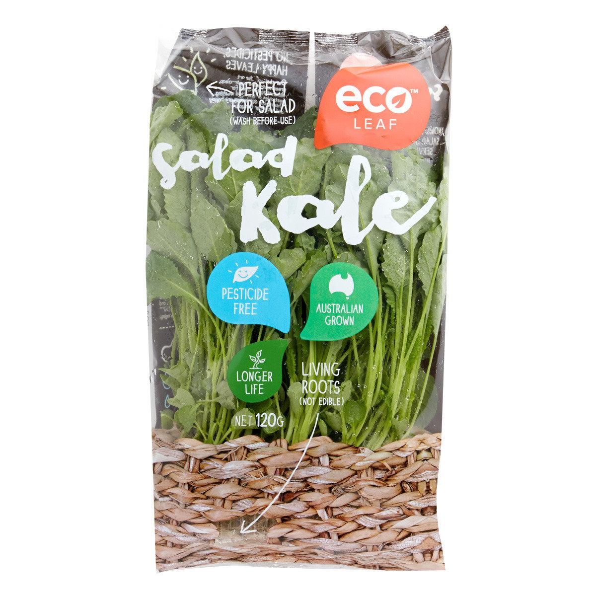 (Eco Leaf) 沙律用羽衣甘藍 (約120克)