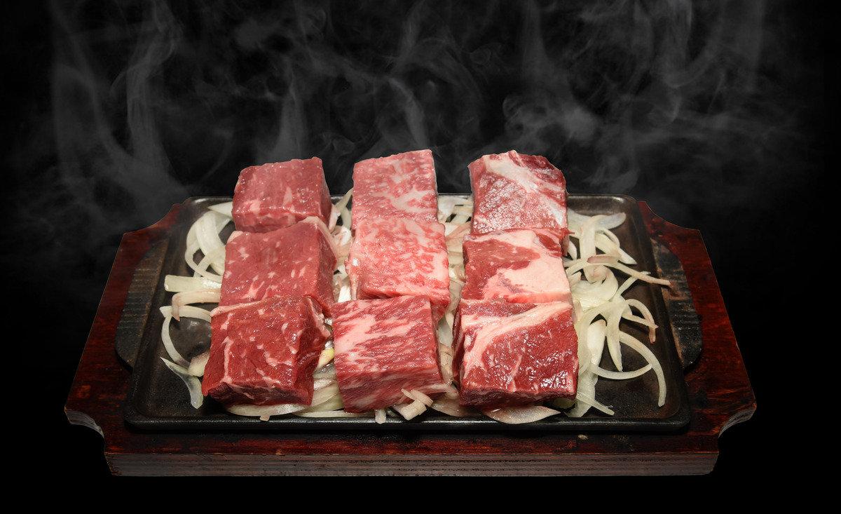 (中環店) Diced Beef Mix (約200g)
