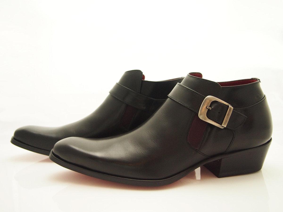 $2,699 訂造意大利男裝短靴一對