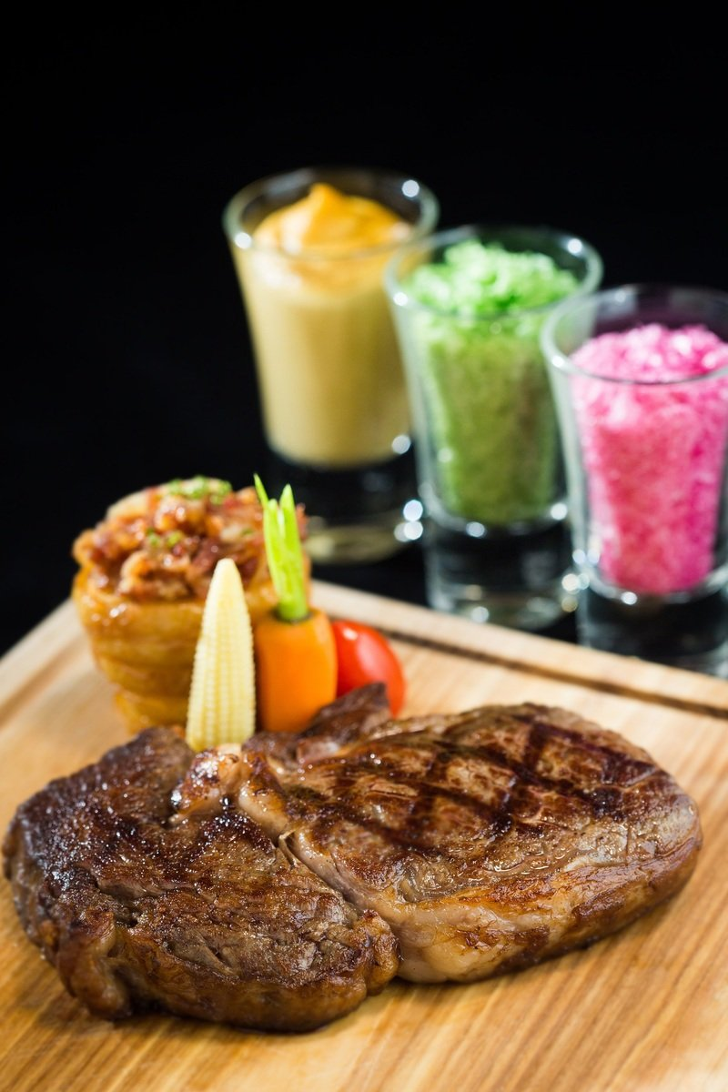 HK$349【扒之12道滋味】半自助晚餐電子優惠券 (星期六至日、公眾假期適用)