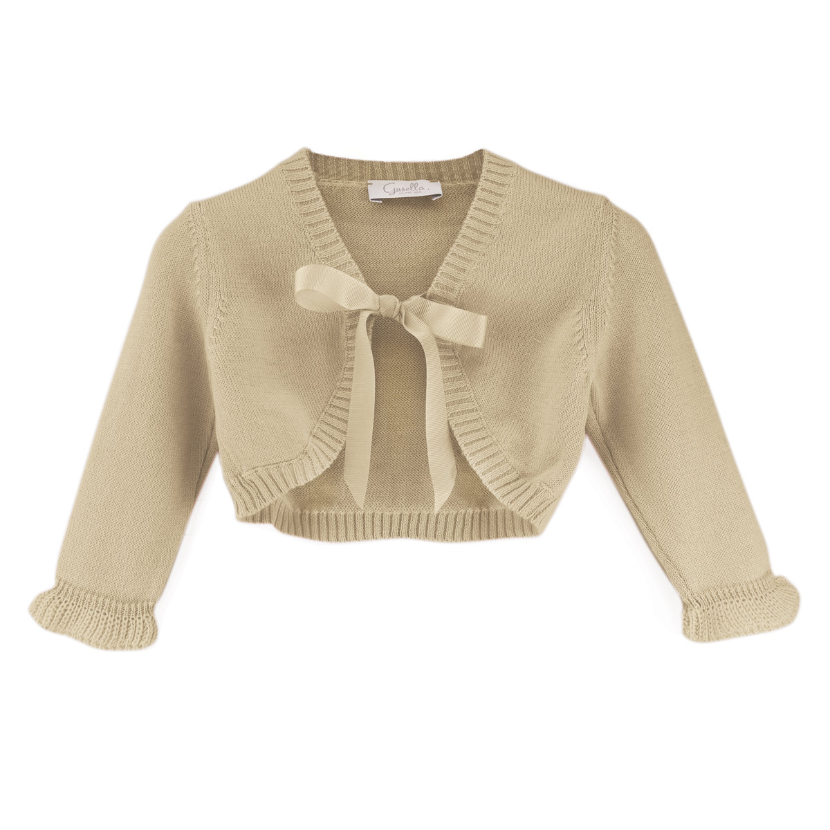 best website f18ff 8a465 Gusella | BABY GIRL'S ANGELICA SCALDACUORE | Color : Beige ...