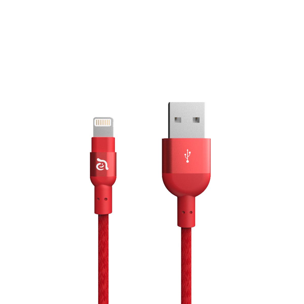 Adam Elements Peak Ii 20b Lightning Cable Red Hktvmall Online Element Iklips Duo Apple Flash Drive 128gb Shopping