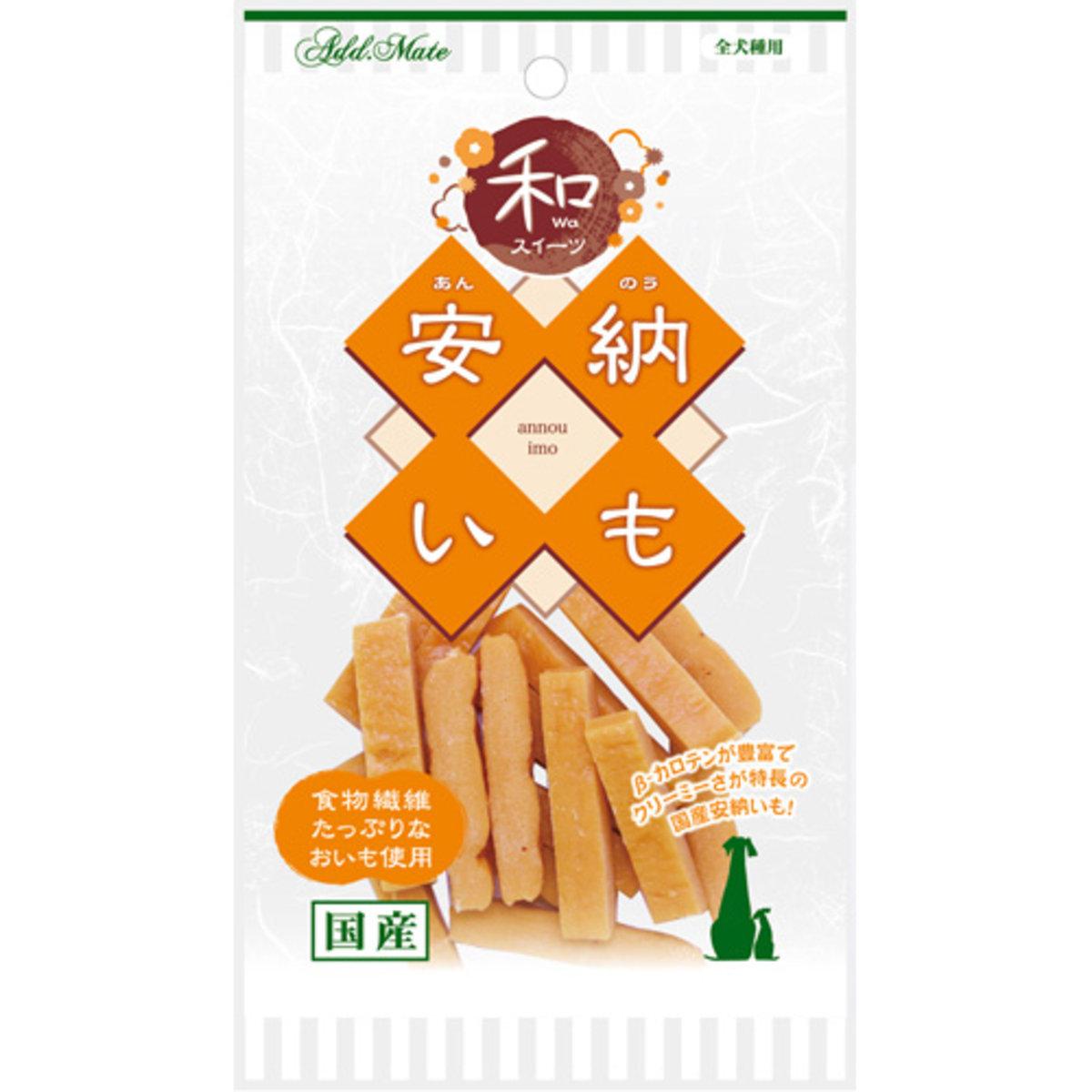 狗小食日本甘薯條 (安納紅)  (A12747)
