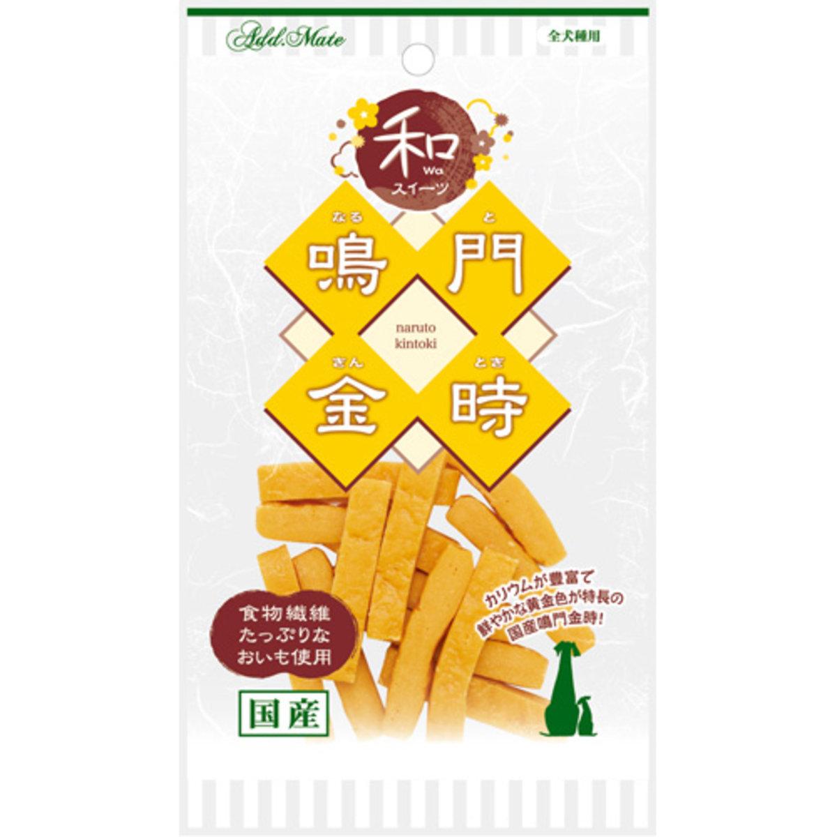 狗小食日本甘薯條 (鳴門金時)  (A12746)