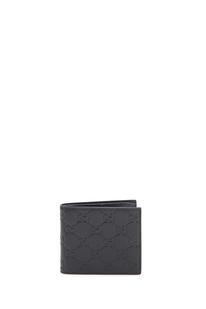 Signature Bi - Fold Wallet - Black - GCWT16WH00090