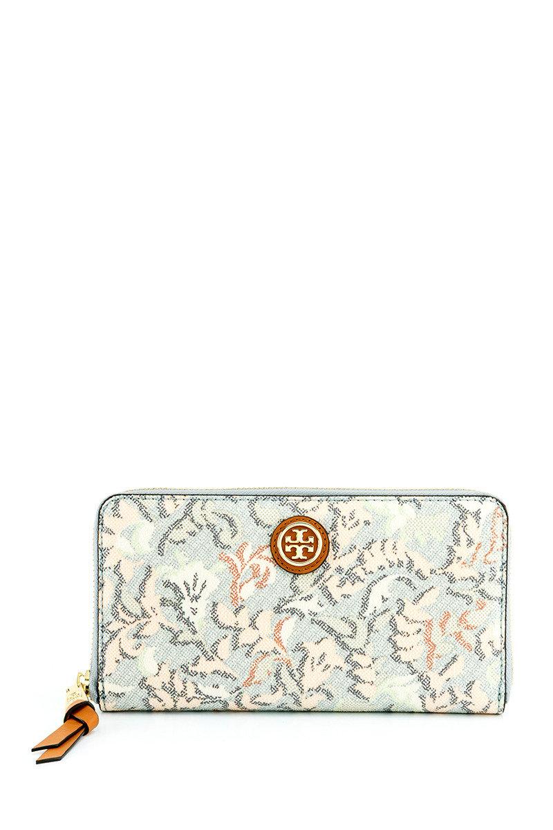 Kerrington Zip Round Wallet - Multicolor - TBWT15WH00030