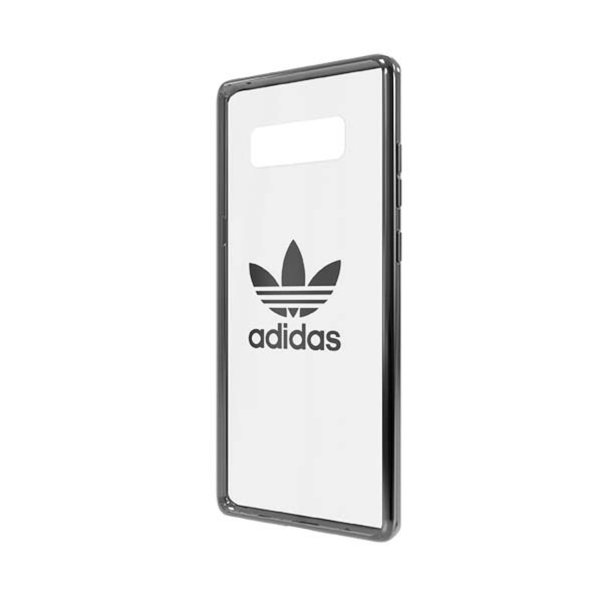 sale retailer 9c36c fa5f5 Adidas | Originals Clear Case for Samsung Galaxy Note 8 | Color ...