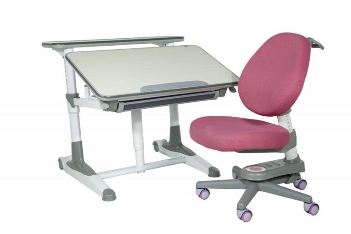 Care D Kids Desk Set Pink