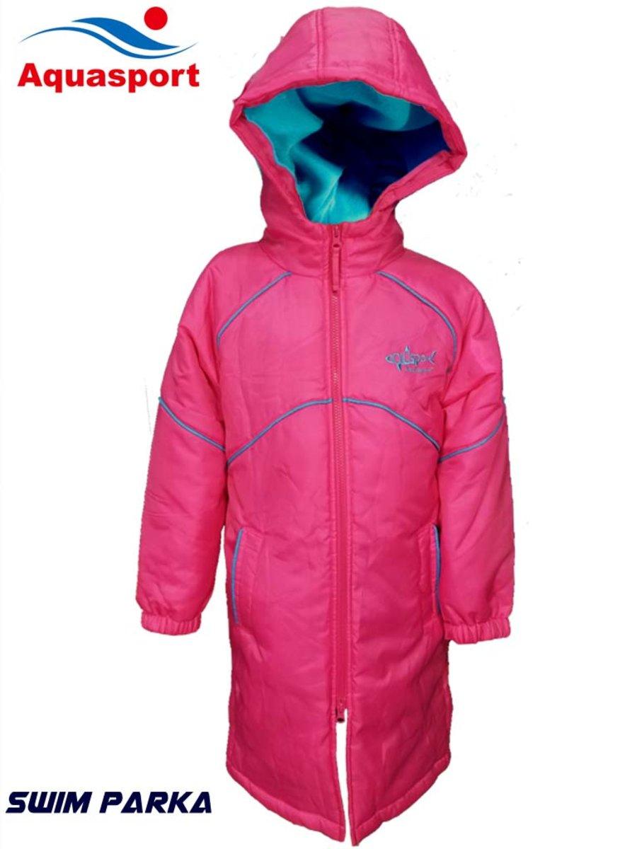 Aquasport | Swim Parka (Pink / Lt.Blue) | HKTVmall Online Shopping