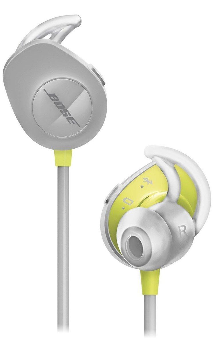 Bose SoundSport wireless headphones Citron Source · Bose SoundSport Wireless In Ear Sweat resistant Headphones Citron HKTVmall Online Shopping