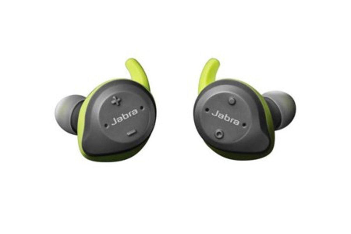 266972f1ddc Jabra   Elite Sport Upgrade Version True Wireless Sports earbuds - Grey    Color : Grey   HKTVmall Online Shopping