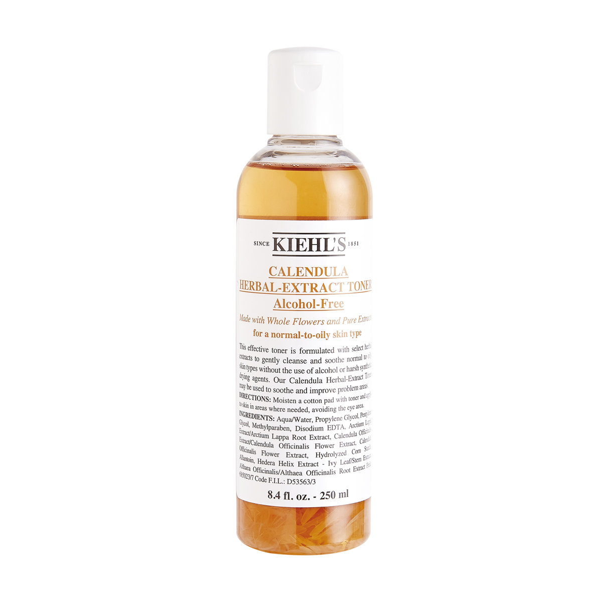 Kiehls - Calendula Herbal Extract Alcohol-Free Toner - For Normal to Oily Skin Types -250ml/8.4oz Dermalogica - MediBac Clearing Breakout Control - 30ml/1oz