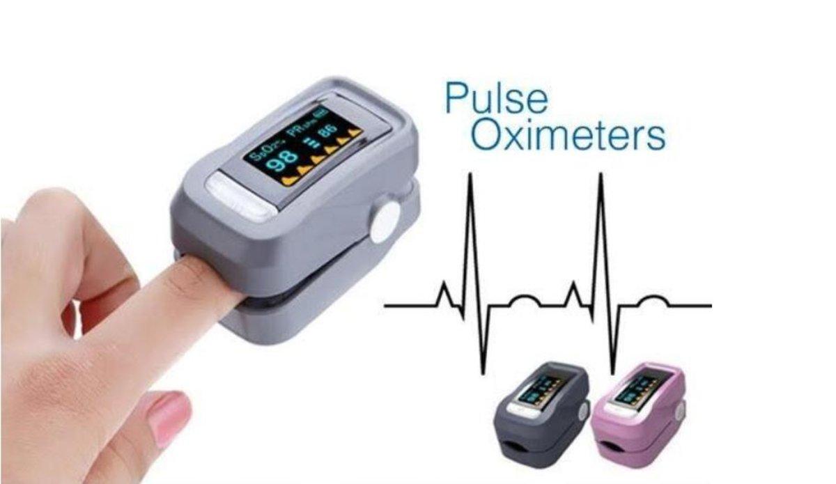 happy gadget pulsoximeter