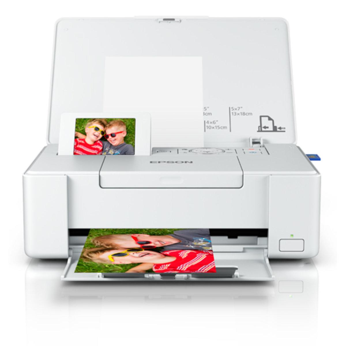 Epson Pm 401 Photo Printer Color White Hktvmall
