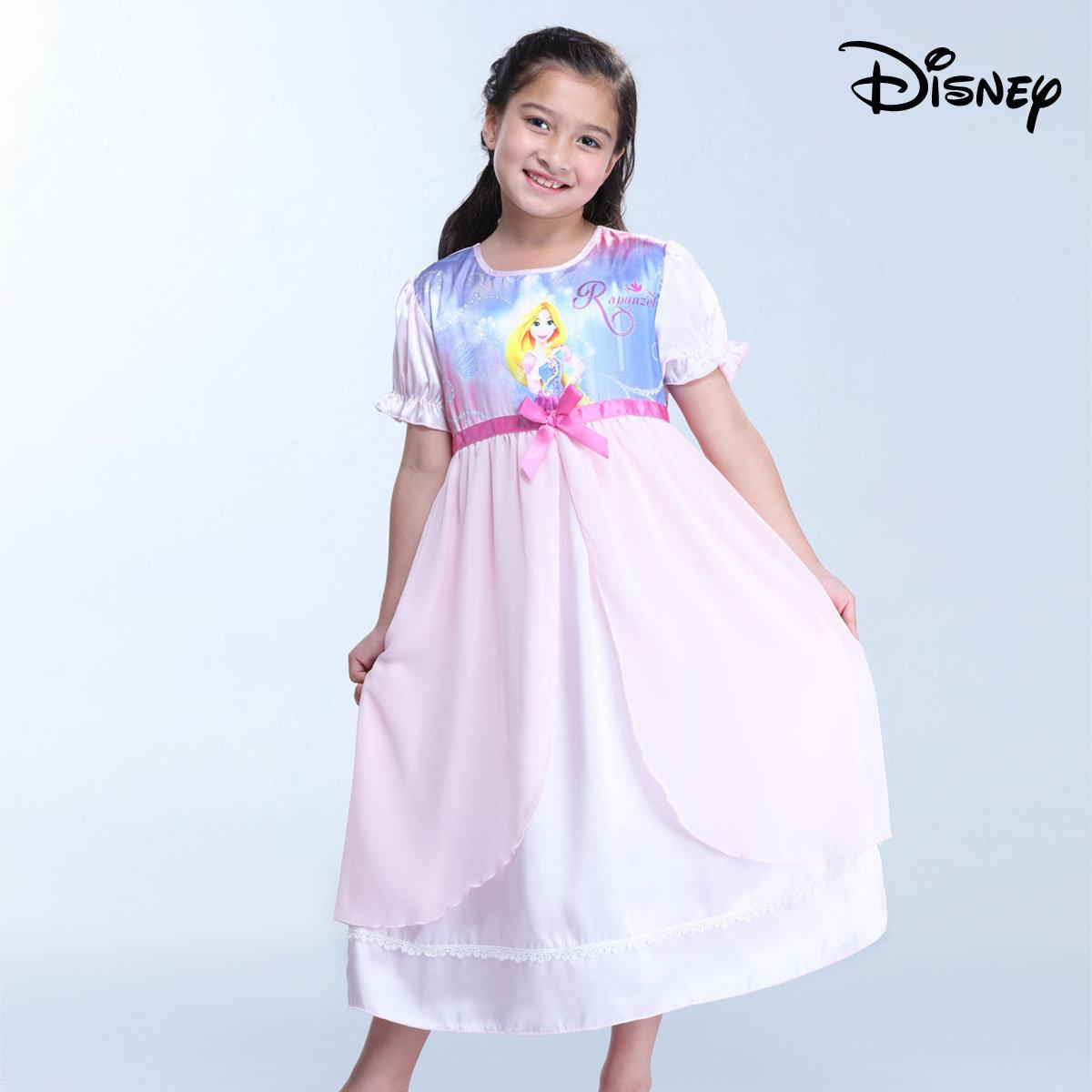 迪士尼 | Princess Girls Nightgown (Rapunzel) | HKTVmall Online Shopping