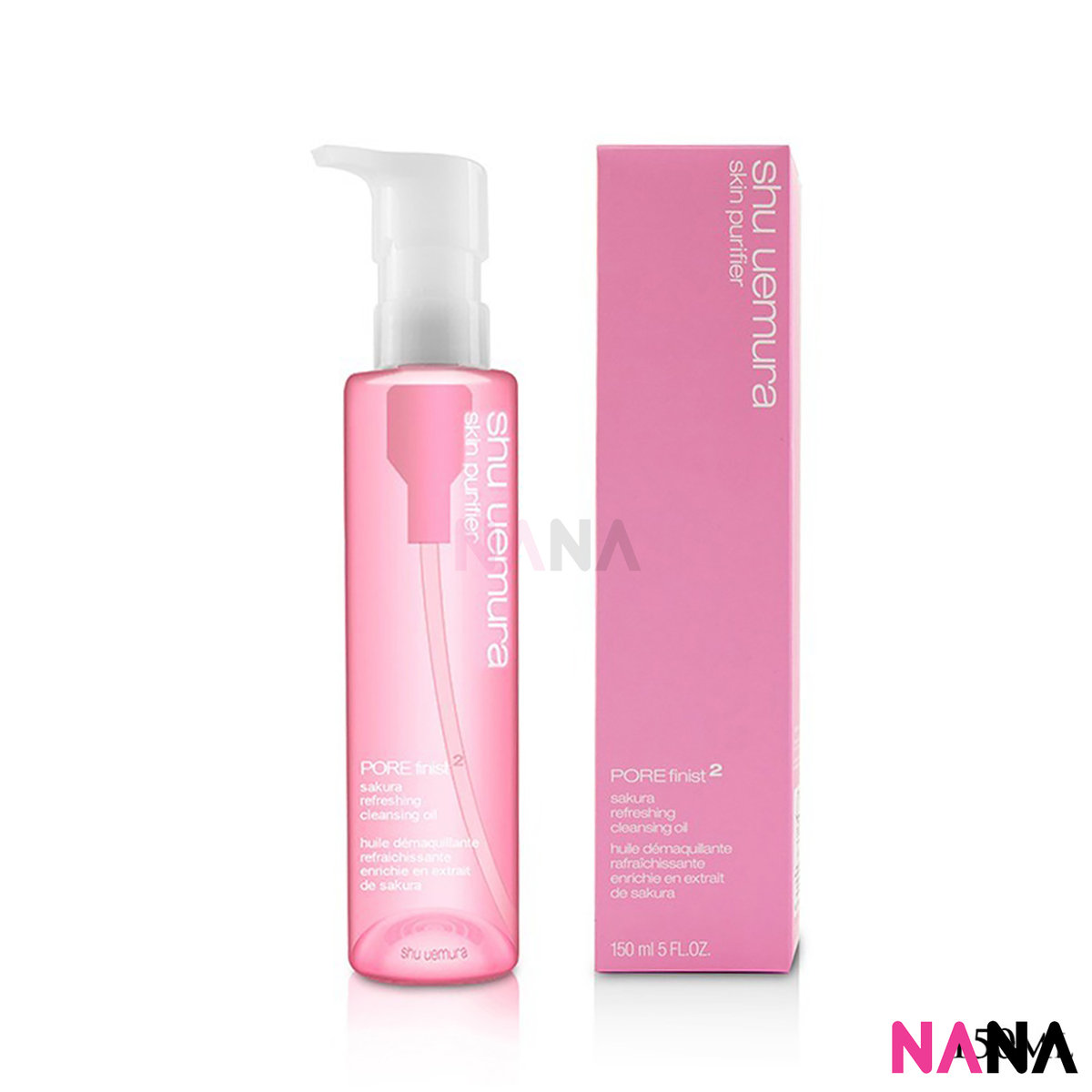 Biore Makeup Remover Launch Source · Shu Uemura Skin Purifier Porefinist Sakura Refreshing Dan Biore Make Up Remover Cleansing Oil Sheet Refill