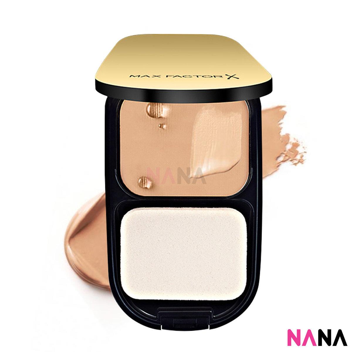 Max Factor Powder: Make-up should be natural