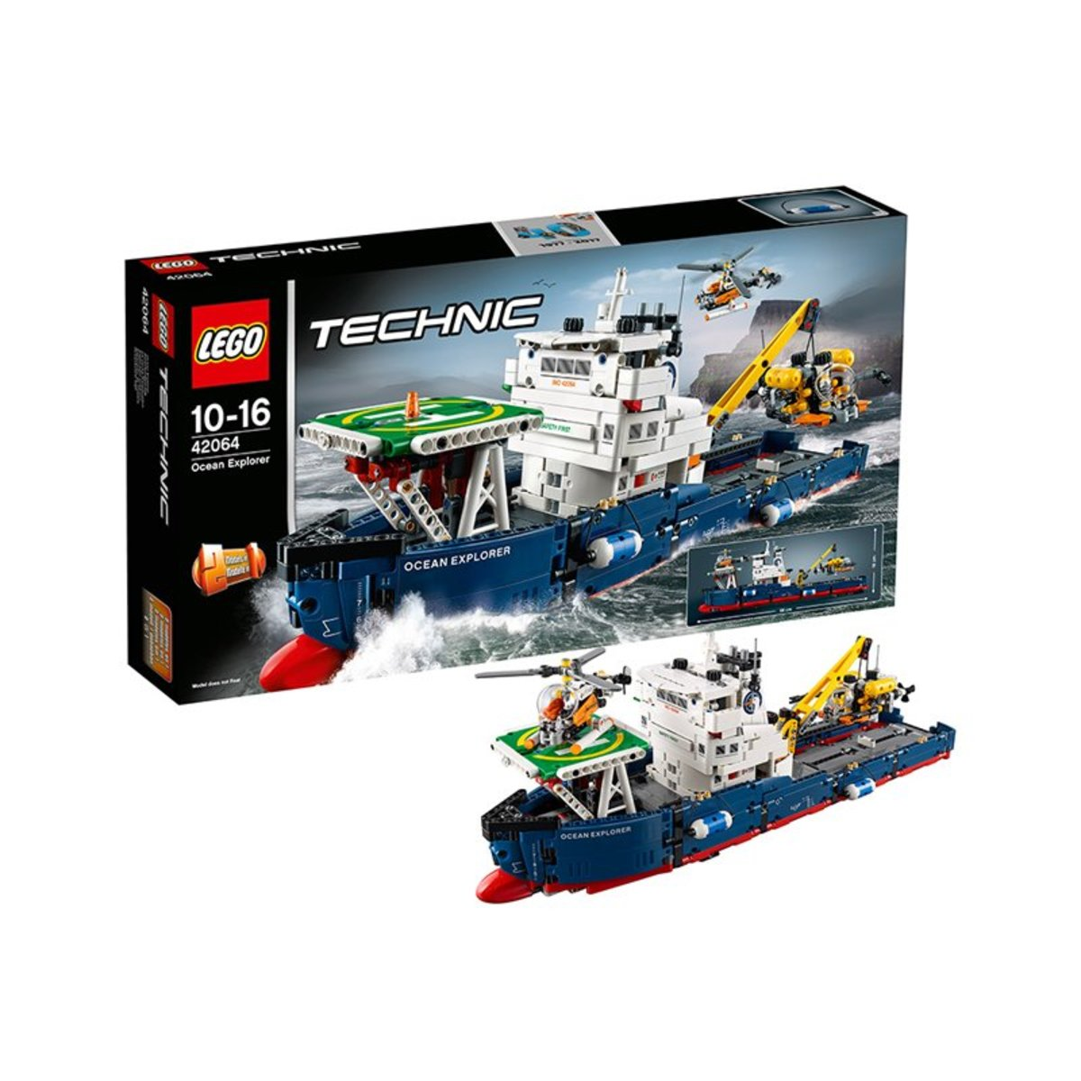 Lego 42064 Technic Ocean Explorer Hktvmall Online Shopping