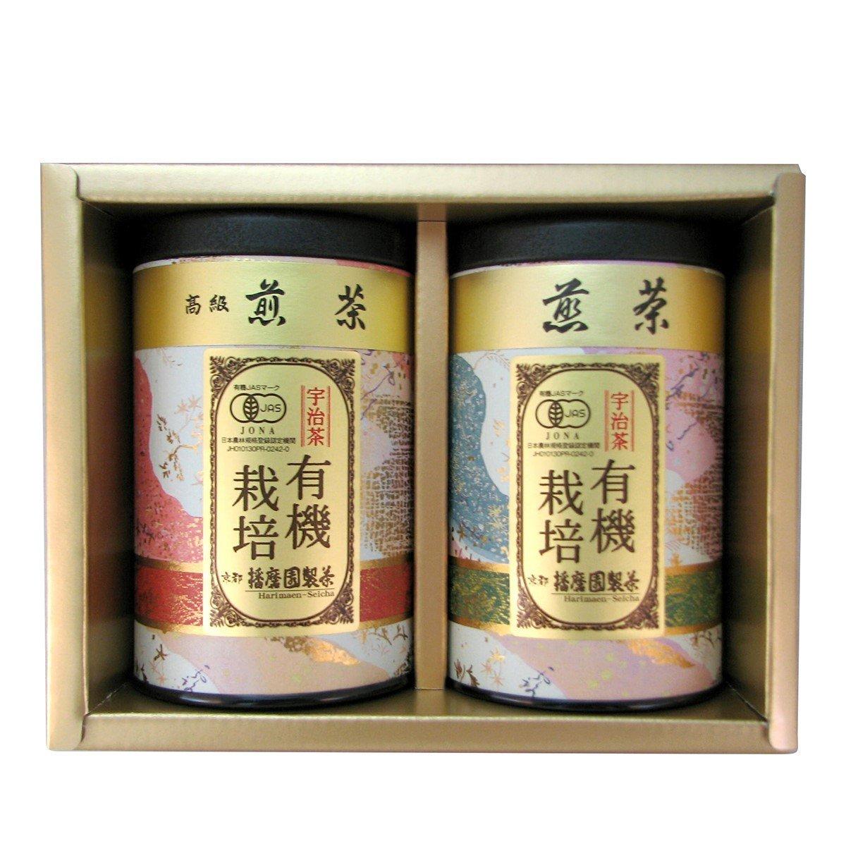 有機宇治茶 2罐套裝(HY‐30)