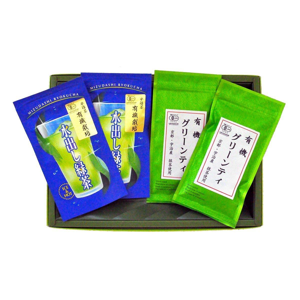 有機綠茶&水出綠茶(FS-30)