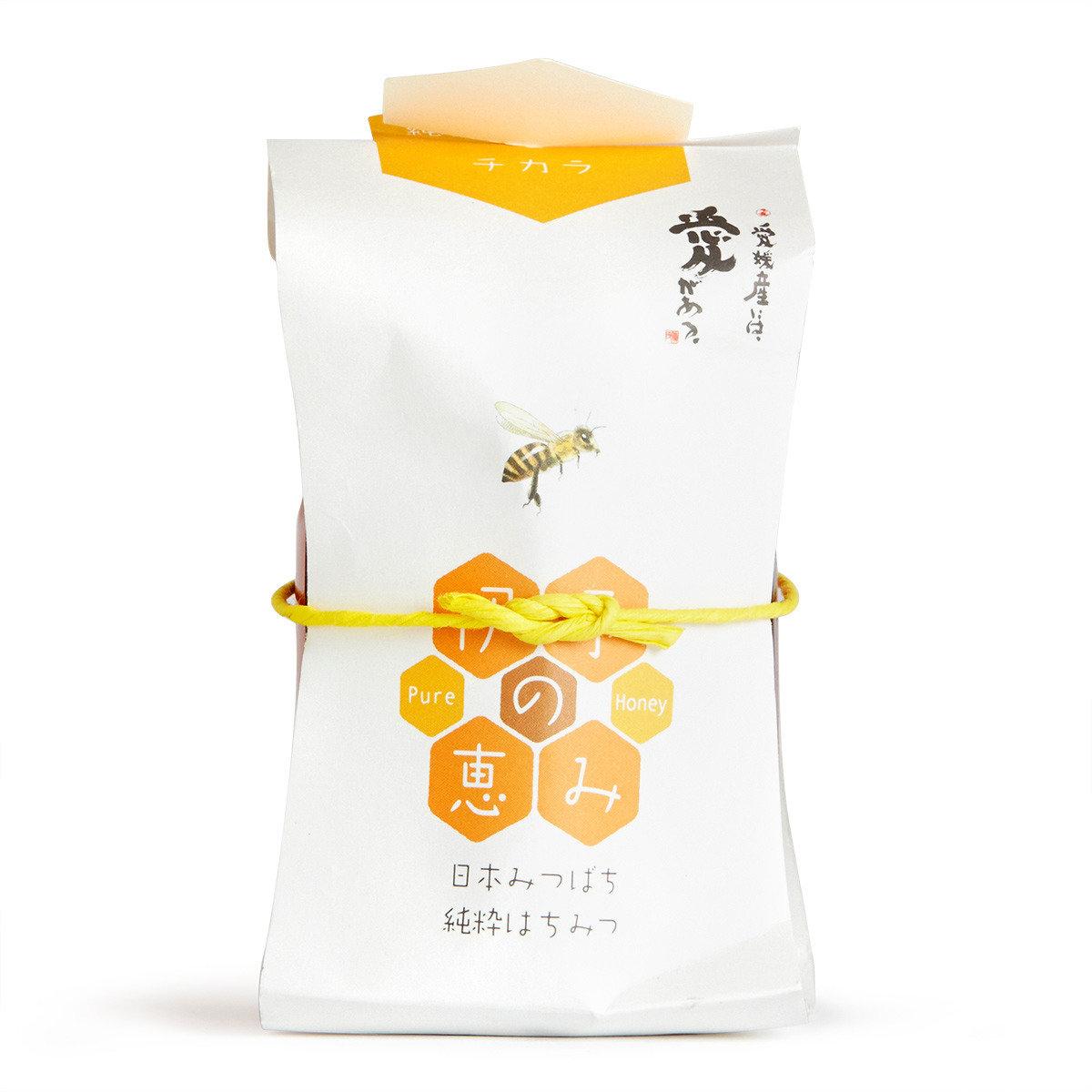 愛媛 日本100%純蜂蜜 「伊予之惠」 (135克)