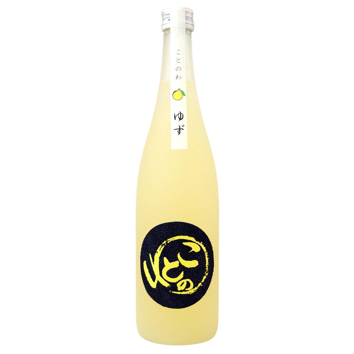 十八盛 '琴浦之輪' 柚子甜酒 (720毫升)