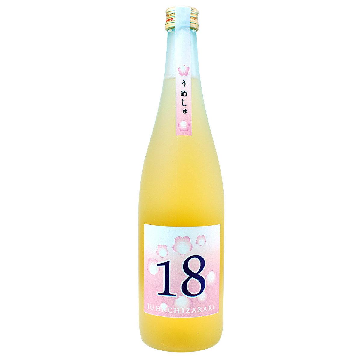 十八盛 梅酒 (720毫升)