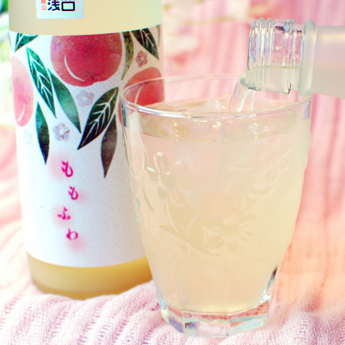 嘉美心  白桃甜酒 (500毫升)