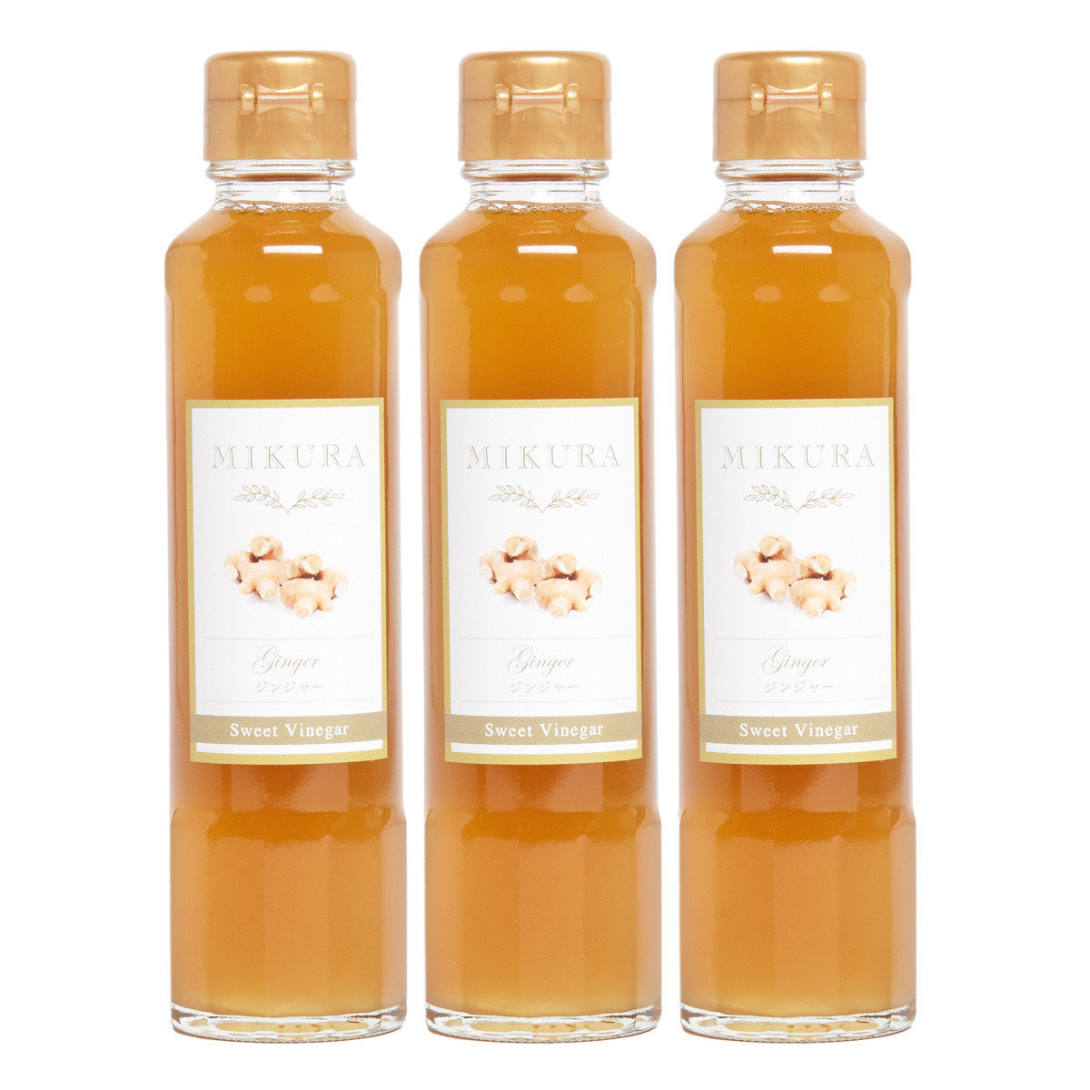 Sweet Vinegar MIKURA 生薑甜醋 (250克 x 3)