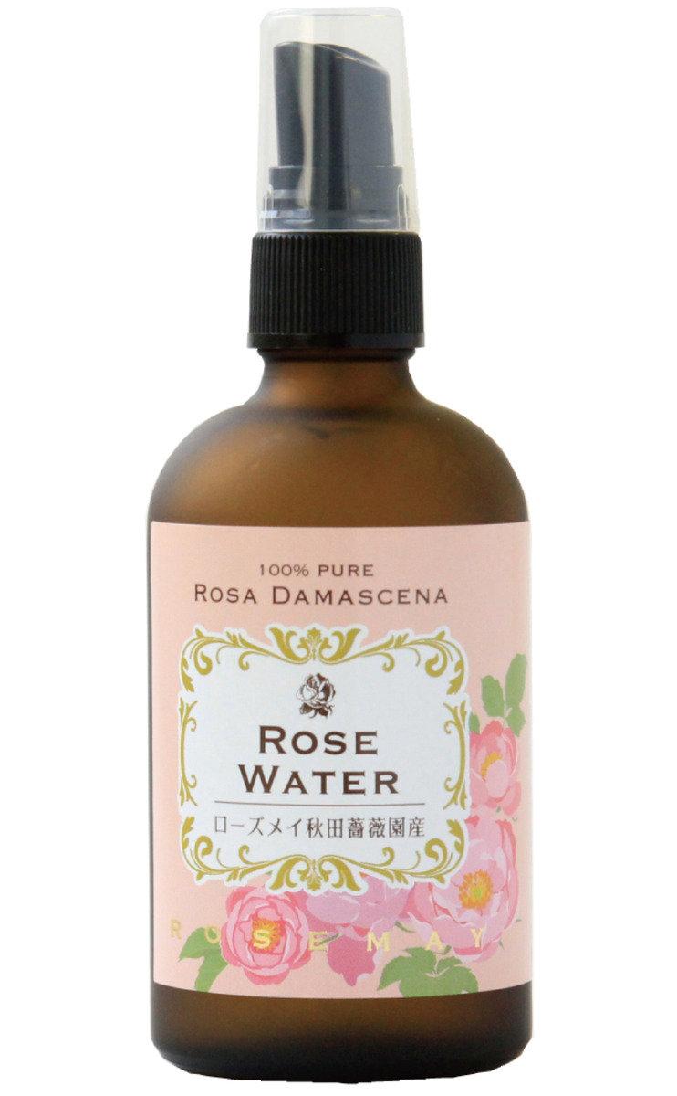 玫瑰保濕爽膚水 (100毫升)