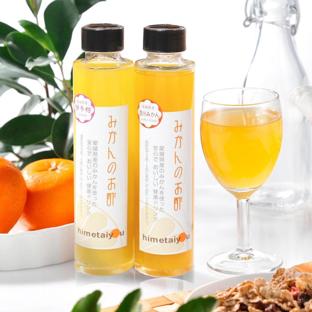 愛媛 蜜柑健康醋 (5包)
