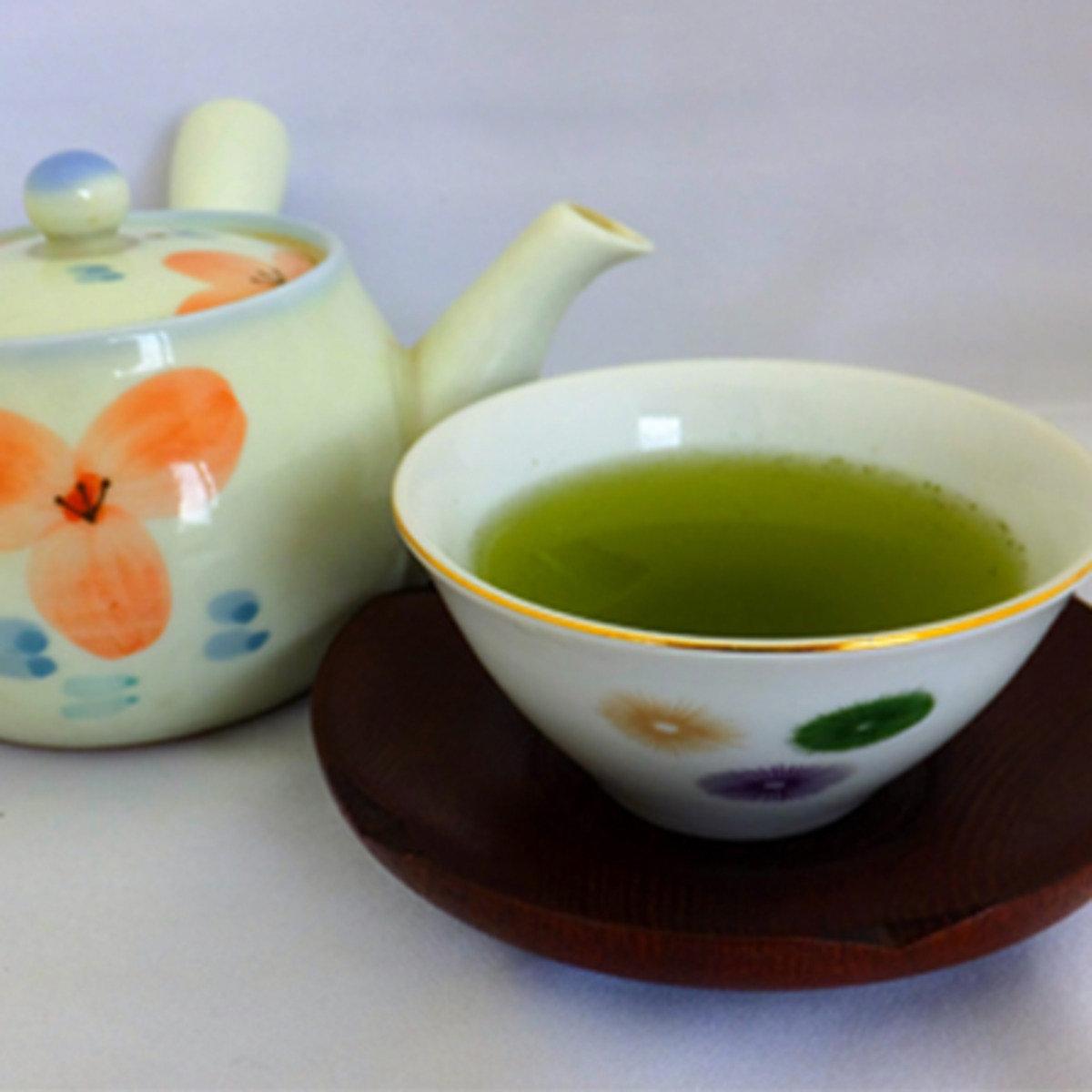 福岡八女綠茶 (500克) 含八女抹茶