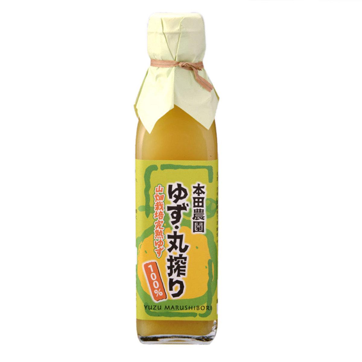 原個鮮搾柚子汁 (200毫升)