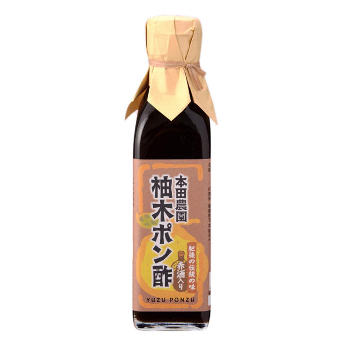柚子醋 (200毫升)